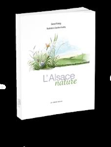 livre50ANS- Alsace nature