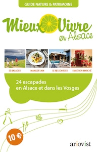 couverture Mieux vivre en Alsace